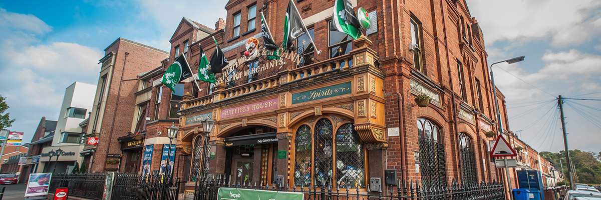 Belfast's Oldest pub - Ormeau Road